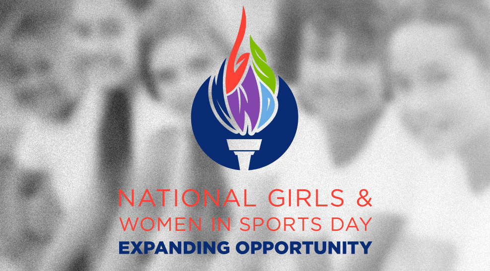 February 1 is National Girls & Women in Sports Day (NGWSD). How are you celebrating?