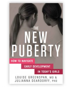 new puberty book