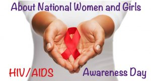 about national women and girls HIV AIDS awareness day