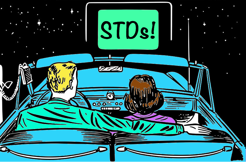 Nurse Leslie's History of STDs, in honor of STD Awareness Month