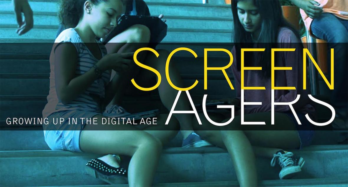 "A guest post about the documentary ""Screenagers,"" from Birds & Bees Connection educator Susan Patcha"