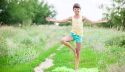 Yoga for Kids, a Guest Post from Kat Lee Shull