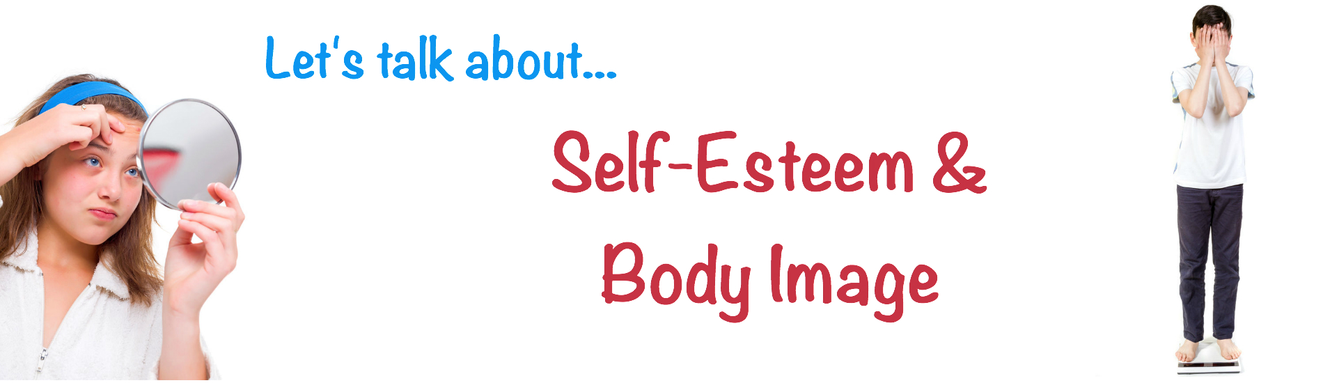 body image and self esteem thesis The negative body image that can come from such media exposure can  media  images can damage one's self-worth by altering society's.