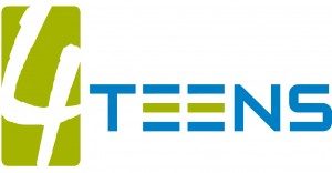 4teens logo - colour