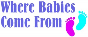 Where Babies Come From - colour