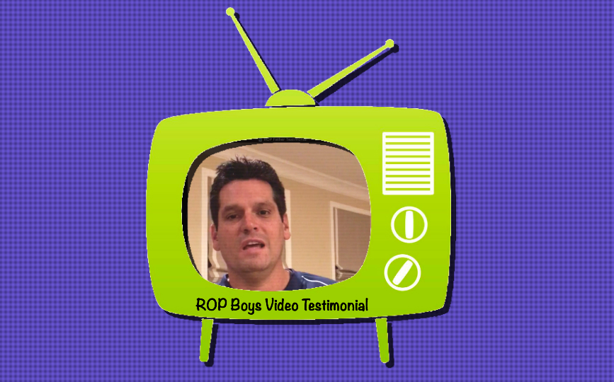 Video Testimonial: Another Father Speaks After Rites of Passage