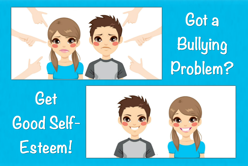 Facebook Live: Got a bullying problem? Get good self-esteem!